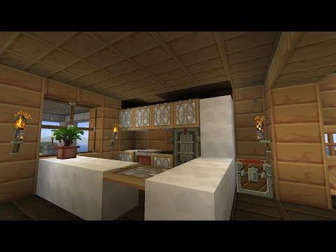 Lets Play Minecraft - #69 Kücheneinrichtung