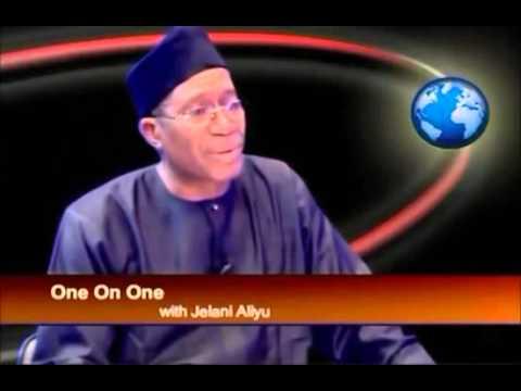 One-On-One with Jelani Aliyu on NTA