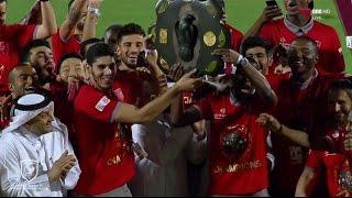 تتويج لخويا بطلاً لدوري نجوم قطر 2017/2016