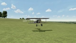 Quick Mission, Survive, Fokker D.VII [Rise of Flight]