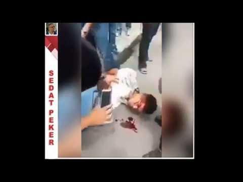 çin polisi işkencesine direnen DOĞU TÜRKİSTANLI TÜRK KARDEŞİMİZ