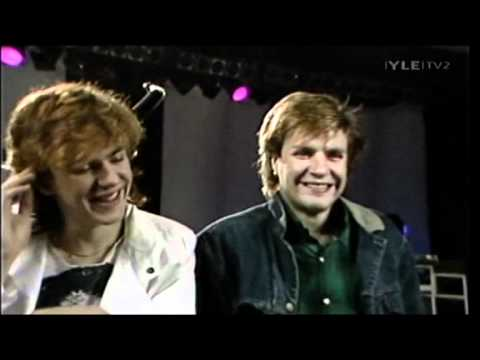 Duran Duran interview on Finnish TV (1982)