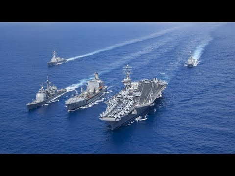 U.S. Carriers in the Pacific -  US operating Aircraft Carriers in the PacificDocumentary