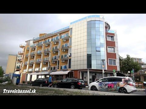 Hotel Eva*** Primorsko - Bulharsko (Travel Channel Slovakia)