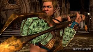 Injustice 2 mobile gameplay