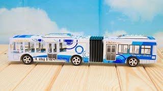 Машинки мультфильм - Мир машинок - 113 серия:  Автобус, троллейбус. Развивающий мультик для детей.