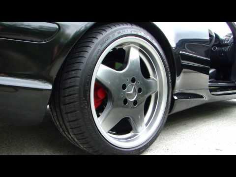 Mercedes w208 Clk55 AMG exhaust sound