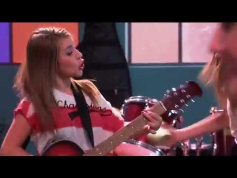 """Seriál Violetta Na Disney Channel - Helena A Parta Zpívají """"Veo Veo"""" (Epizoda 53)"""
