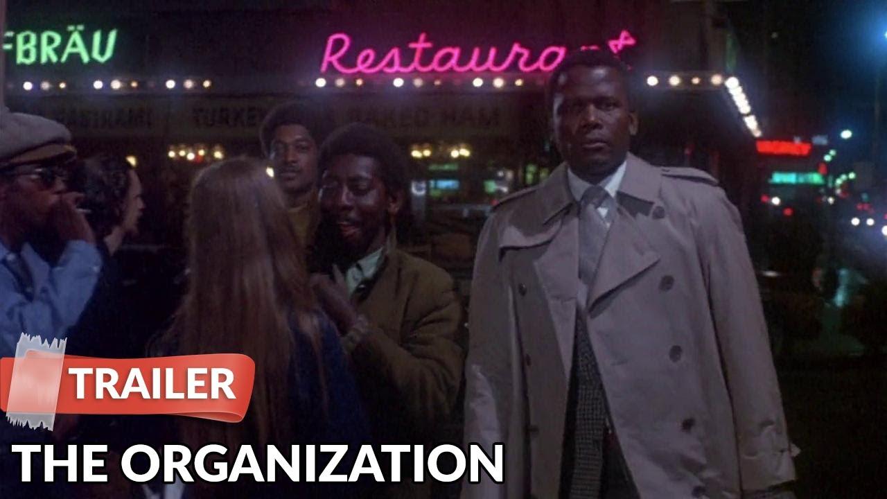 Download The Organization 1971 Trailer | Sidney Poitier