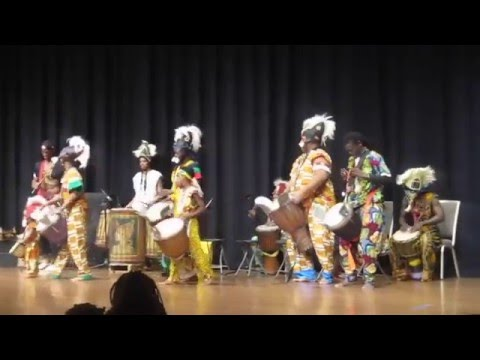 African Night | A Taste Of Africa | Kent State University
