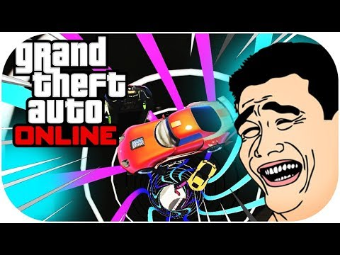 GTA V ONLINE : CORRIDA DO PLAYSTATION 4!