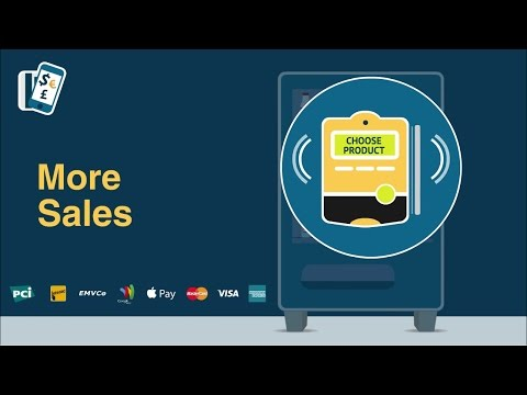 Nayax Cashless Vending Solutions