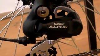 Обзор велосипеда Cyclone Discovery Hybrid