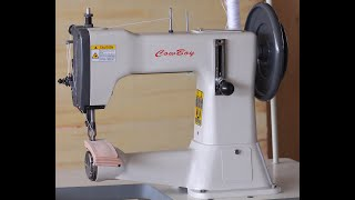 Cowboy CB3200 heavy duty low cost leather sewing machine