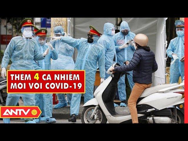 Tin nhanh 20h hôm nay   Tin tức Việt Nam 24h   Tin nóng an ninh mới nhất ngày 03/04/2020    ANTV