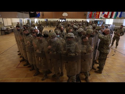 850 Minnesota Guardsmen will join Citizen-Soldiers provide support to 59th Presidential Inauguration