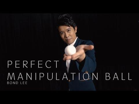 Perfect Manipulation Balls by Bond Lee