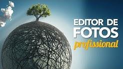 Editor de Fotos Profissional – O Melhor Editor de Imagens que você já viu!