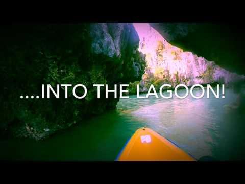 Into the Lagoon
