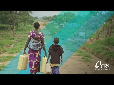 CRS Helps South Sudanese Refugees in Uganda
