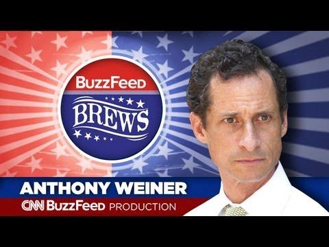 Anthony Weiner Interview - BuzzFeed Brews (Live)