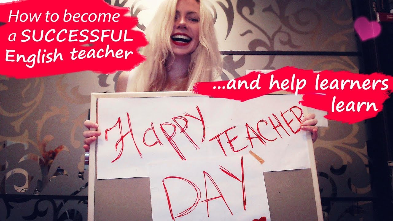 becoming a successful teacher Reasons to become a teacher many teachers discover that their love of children draws them to teaching, or that their own love of learning makes some teachers enter the profession because they're eager to make a difference — people tend to remember their teachers for an entire lifetime.