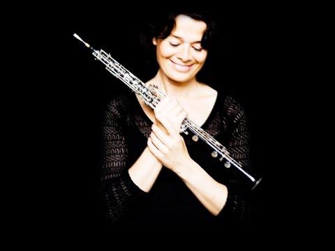 Antonio Vivaldi, Oboe Concerto d-minor, Pauline Oostenrijk