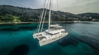 S/Y Ocean View Lagoon 620 Catamaran by 4drone.pl