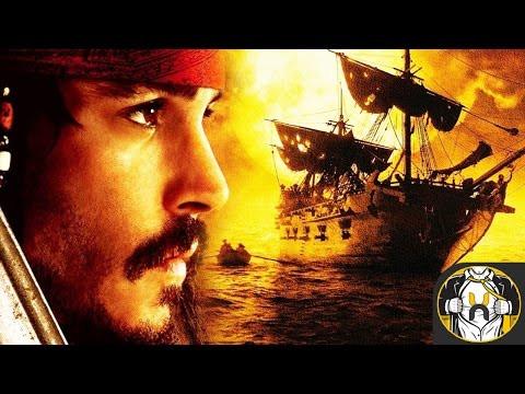 History Of The Black Pearl | Pirates of the Caribbean
