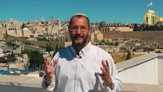 מעלה הזיתים - תחיית המתים בהר הקברים, סיפורה של שכונה חדשה - ירושמימה ישיבת הכותל - הרב גדי שלוין