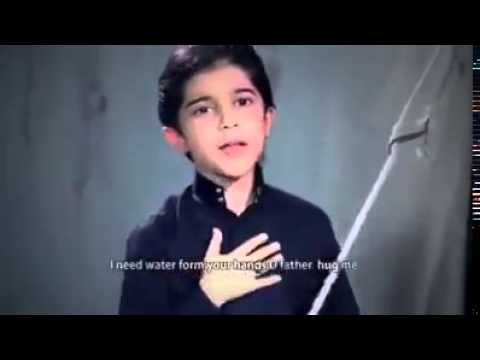 Irani Noha Ya Aba Abdillah by small Child Ammar