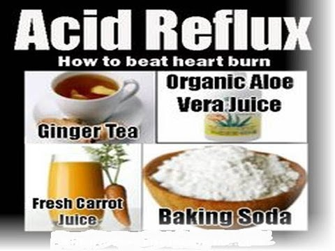How To Cure Acid Reflux Fast Naturally