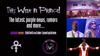 This Week in Prince! #007 - Paisley Park Permanence, Jay-Z's Vault Offer & A Purple Xmas