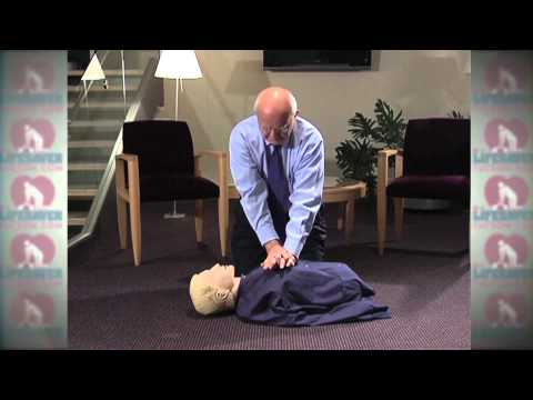 Chest Compression Only CPR Training by Steve Kerr