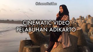 Pelabuhan Adikarto Kulon Progo - Cinematic Video