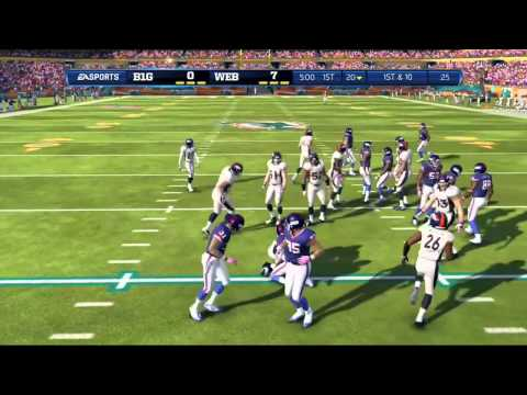 Madden 13: Brian Moorman Highlights #2 | HD