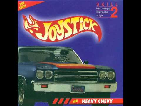 JOYSTICK - BOBAFET NEVER SAID MUCH