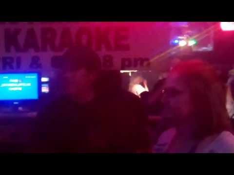 Western Edge (The Wedge) Karaoke - Abilene, Tx - 07/12/13 - Neon Moon (Brooks and Dunn)
