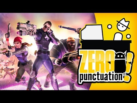 Agents of Mayhem (Zero Punctuation)