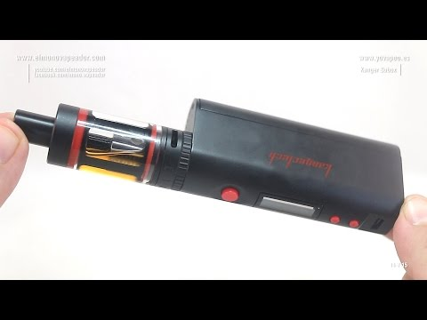 Kanger Subox Mini - Revision