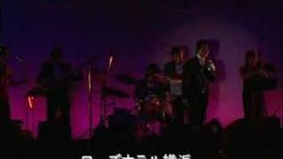 デビュー41周年記念バースデーディナーショーから。ローズホテル横浜...