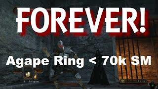 Forever Young! Agape Ring under 70k SM (Dark Souls 2 SotfS)