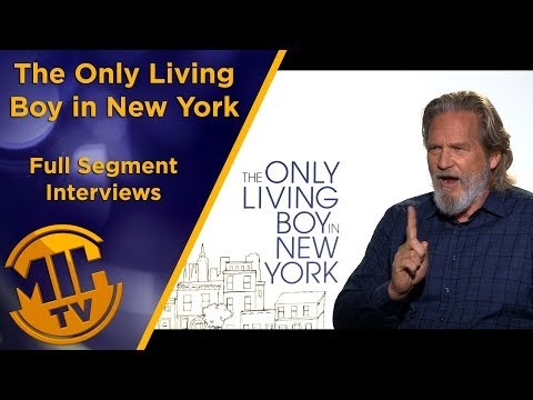 The Only Living Boy in New York - Starring Jeff Bridges & Kate Beckinsale