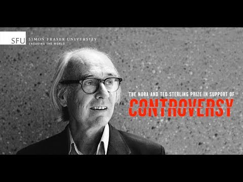 2017 Nora and Ted Sterling Prize for Controversy - Featuring Donald MacPherson