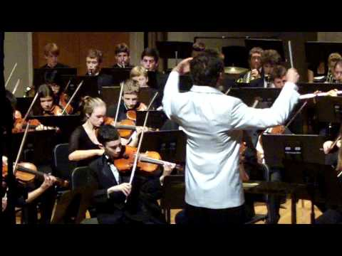 Brahms -- Academic Festival Overture, op. 80