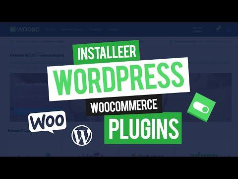 Hoe installeer je een WordPress WooCommerce plugin? | WordPress & WooCommerce Tutorial | Woosa thumbnail