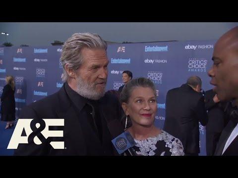 Jeff Bridges on the Red Carpet | 22nd Annual Critics