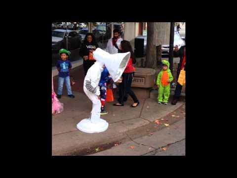 Pixar Lamp Costume