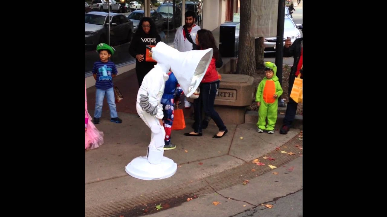 Great Luxo Jr. (Pixar Lamp) Halloween Costume   YouTube