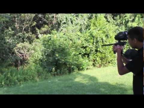 Empire Axe Shooting with Virtue Spire